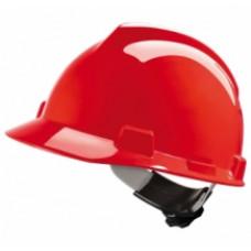 Veiligheidshelm Rood