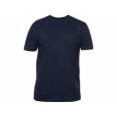 T - Shirt premium T zwart heren per 5